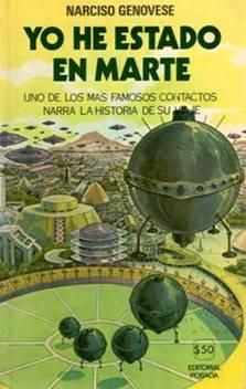 A Marson voltam - Genovese könyv